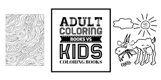 Adult Coloring Books Are More Intricate Than Kids