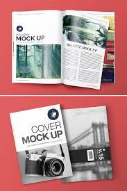 100 Modern Design Magazines 30 Free Magazine Mockups For Your Next