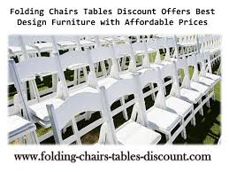 Folding Chairs Tables Discount Offers Best Design Furniture ...
