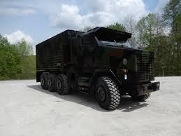 100 Het Military Truck BangShiftcom The Ultimate Camper This 1994 Oshkosh M1070 HET
