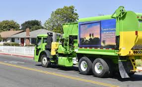 Lompoc Formally Unveils 'mobile Murals' On City's New Garbage Trucks ...