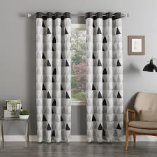 White And Gray Blackout Curtains by Faqs About Thermal Insulated Curtains Overstock Com