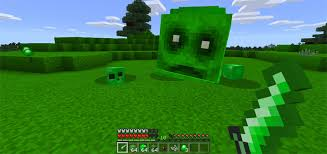 Minecraft Pumpkin Pie Mod by Slime Boss Addon Minecraft Pe Mods U0026 Addons
