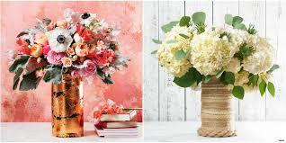 Vases Flower Vase Decor Chick Ideas Cool For Decorating In Living