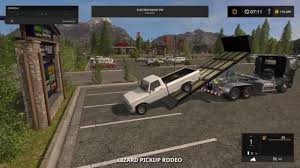 100 Towing Truck Games New MOD In Farming Simulator 2017 PS4XB1 Flatbed Tow Truck YouTube