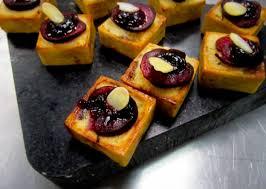 canapé cotta create canapés top tips for the bureau of taste
