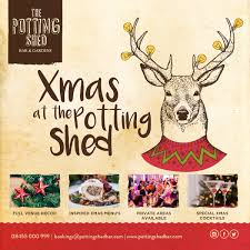 The Potting Shed Bookings by The Potting Shed On Twitter
