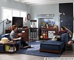 Teen Game Rooms Cushy Stadium Lounge