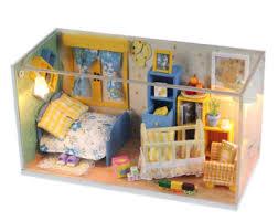 diy princess room miniature music box handcraft kit birthday