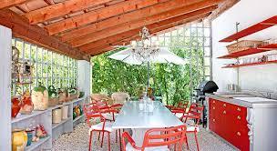 aménagement cuisine d été cuisine d été découvrez cet aménagement coloré