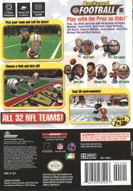 Backyard Football 10 Ps2 | Outdoor Furniture Design And Ideas Backyard Football 10 Xbox 360 Review Any Game Hd Gameplay Washington Redskins Microsoft 2009 Ebay Sports Rookie Rush Dammit This Is Bad Youtube Bulldozer Fantasy Man Amazoncom 2010 Nintendo Wii Video Games Picture With Mesmerizing Pro Evolution Soccer 2014