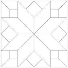 Printable Quilt Block Patterns