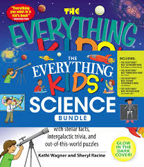 The Everything Kids Science Bundle eBook by Sheri Amsel Sheryl