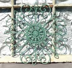 Tuscan Wrought Iron Wall Art Pertaining To Favorite Beautify Your Home With Decor