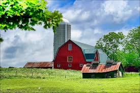 Barn & Silo - PhotographyCorner Galleries Red Barn With Silo In Midwest Stock Photo Image 50671074 Symbol Vector 578359093 Shutterstock Barn And Silo Interactimages 147460231 Cows In Front Of A Red On Farm North Arcadia Mountain Glen Farm Journal Repurpose Our Cute Free Clip Art Series Bustleburg Studios Click Gallery Us National Park Service Toys Stuff Marx Wisconsin Kenosha County With White Trim Stone Foundation Vintage White Fence 64550176