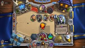 Control Priest Deck 2017 by Hearthstone Leeroy Jenkins And Baron Geddon Win Youtube