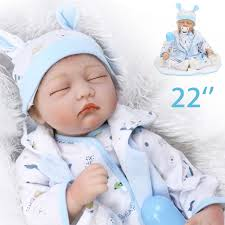 OOAK Handmade Soft Solid Silicone Reborn Baby Doll Miniature