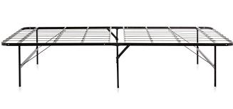 Mantua Bed Frames by Weekender Foldable Metal Platform Bed Frame U0026 Reviews Wayfair