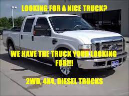 Used Diesel Trucks Texas (281)381-8622 FRIENDLY FORD - YouTube Interesting Used Diesel Trucks For Sale Maxresdefault On Cars About Us For In San Antonio And Helotestexas Pollard Cars Parts Service Lubbock Tx Truck Best Under 100 Van 402 Diesel Trucks Parts Sale Home Facebook In Iowa Top Car Reviews 2019 20 Lifted Luxury Sales Dallas Texas Design Ideas With Hd Chevy Extraordinay 2017 Types Doggett Ford Dealership Houston Nissan Frontier Runner Usa Fleet Medium Duty