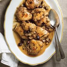 cuisiner haut de cuisse de poulet poulet toscan ricardo
