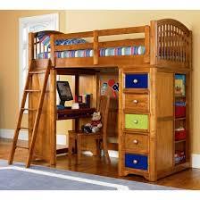 Wal Mart Bunk Beds by Bunk Beds Queen Loft Bed With Desk Full Size Walmart Regarding