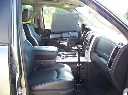 Pro Desks Dominator Vehicle Laptop Stand Fj Cruiser Ram Mount Installation Overland Adventures And Offroad Aaproducts Heavy Duty Laptop Computer Tablet Mount Stand For Car Truck Best 2018 K005b2 Vehicle Notebook Desk Arm Fresh Leshp Holder This Pickup Gear Creates A Truly Mobile Office Aa Products Mongoose Pro Desks For Semi Trucksno Drill Freightliner Mcar13 Van Suv Mounts Rail Sliders Distributed By Rossbro