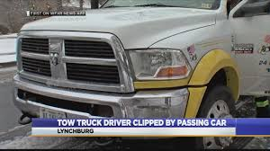 100 Tow Truck Driver Requirements MOVE OVER Truck Driver Hit By Passing Car