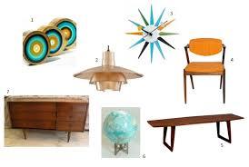 Style Guide Retro Dining Room Pendant Lighting I