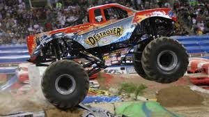 100 Destroyer Monster Truck Theme Song YouTube