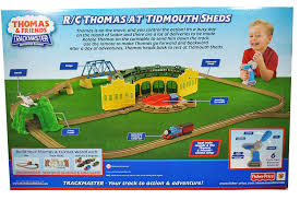 Thomas The Train Tidmouth Sheds Playset by Amazon Com Thomas U0026 Friends Trackmaster R C Thomas At Tidmouth