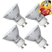 luxrite lr20490 4 pack 35w gu10 120v 35 watt mr16 halogen light