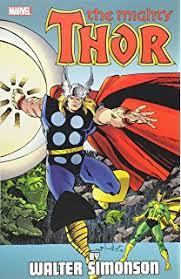 Thor By Walter Simonson Volume 4