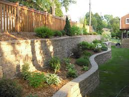 The Allan Block Blog: January 2016 Brick Garden Wall Designs Short Retaing Ideas Landscape For Download Backyard Design Do You Need A Building Timber Howtos Diy Question About Relandscaping My Backyard Building Retaing Fire Pit On Hillside With Walls Above And Below 25 Trending Rock Wall Ideas Pinterest Natural Cheap Landscaping A Modular Block Rhapes Sloping Also Back Palm Trees Grow Easily In Out Sunny Tiered Projects Yard Landscaping Sloped