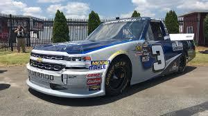 100 Jayski Trucks Ryan Newman Driving At Eldora For Jordan Anderson