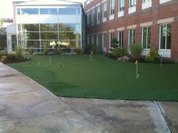 Artificial Turf Golf Greens