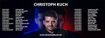 christoph kuch mentalmagier community