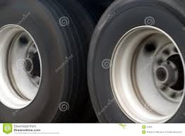 100 Big Truck Rims Wheels Stock Photo Image Of Haul Trucker Road 50300