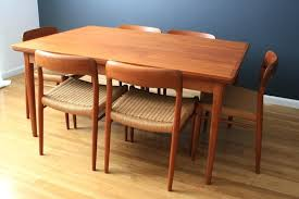 Danish Dining Room Furniture Full Size Of Home Teak Chair Intended For Magnificent Scandinavian