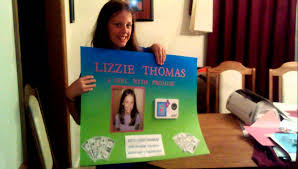 Lizzies Student Council Poster 2013