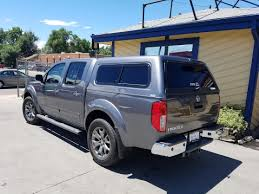Nissan-Frontier-Truck-ARE-Cap-CX-Series-Topper - Suburban Toppers