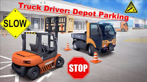 100 Truck Stop App Driver Depot Parking Check Android IPhone IPad