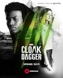 Cloak Dagger TV Series 2018