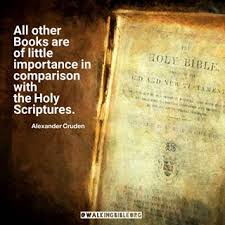 All Other Books Are Of Little Importance In Comparison With The Holy Scripturesbr
