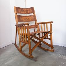 Rustic Rocking Chairs Wood