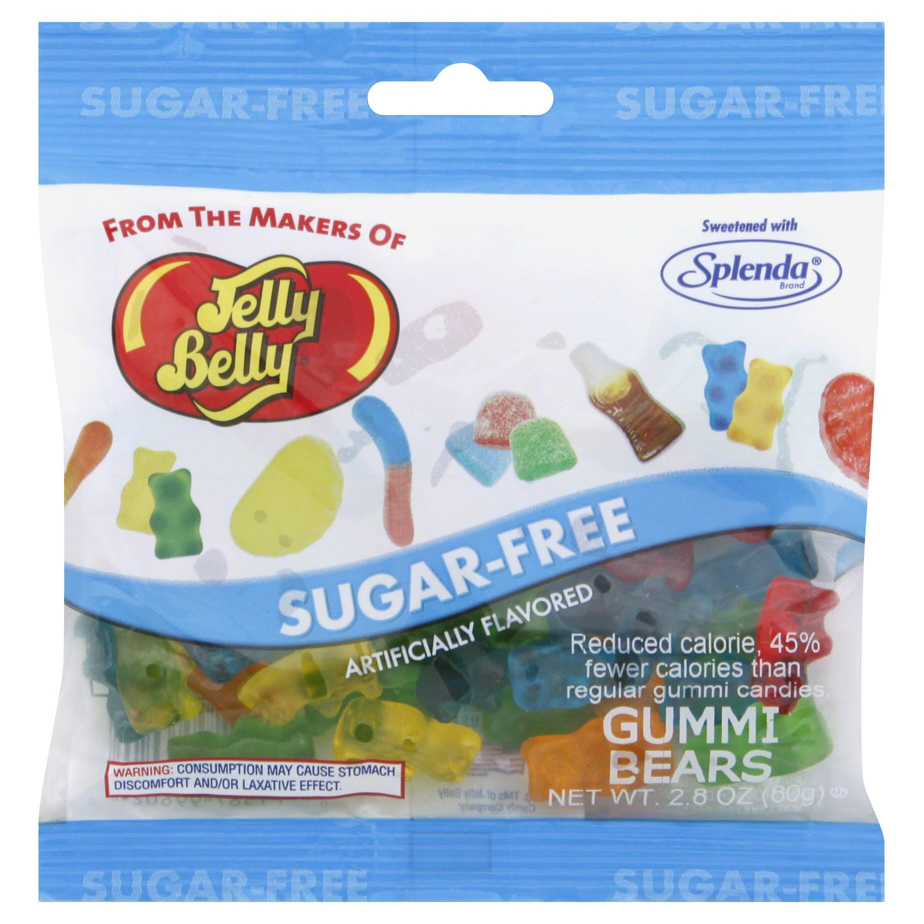 Jelly Belly Gummi Bears - 80g