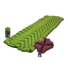 Essential Ez Bed Inflatable Guest Bed by Aerobed Opti Comfort Queen Air Mattress With Headboard