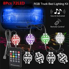 RGB Multi Color Super Bright Work Light 8pcs LED Truck Bed Lights ... Hella Full Led Rear Combination Lamp Youtube Xyivyg 240 Truck Car Police Strobe Flash Light Dash Emergency 7 4 Inch 12 Volt Round Led Trailer Tail Lights Buy Amazoncom Waterproof 60 Red White Tailgate Strip Bar 2 Inch Fire Lightbars Sirens X Smart Rgb Bed W Soundactivated Function 8 Steps With Pictures Recon Xtreme Scanning 26416x Race Sport Rsl20bedw 20 Rock Kits 6 Pods For Jeep Off Road Rs4plbed