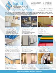 Frp Ceiling Panels Marlite by Liquid Diamond Products Ltd Product Brochure