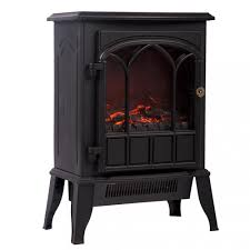 Blackhawk Floor Jack Model S4 by 750w 1500w Standing Electric Fireplace Heat Log Flame Stove
