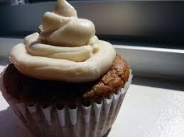 Friday Recipe Pumpkin Cupcakes